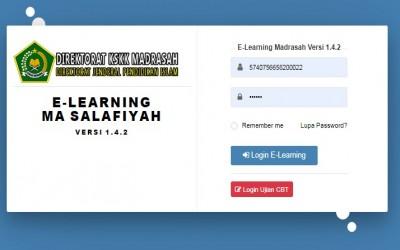 Penggunaan E-Learning Madrasah dalam Pembelajaran Daring di Masa Wabah Covid-19